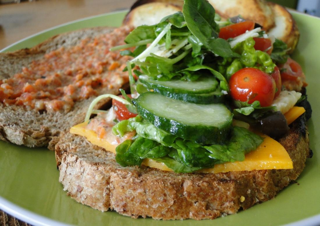 sandwiches griegos