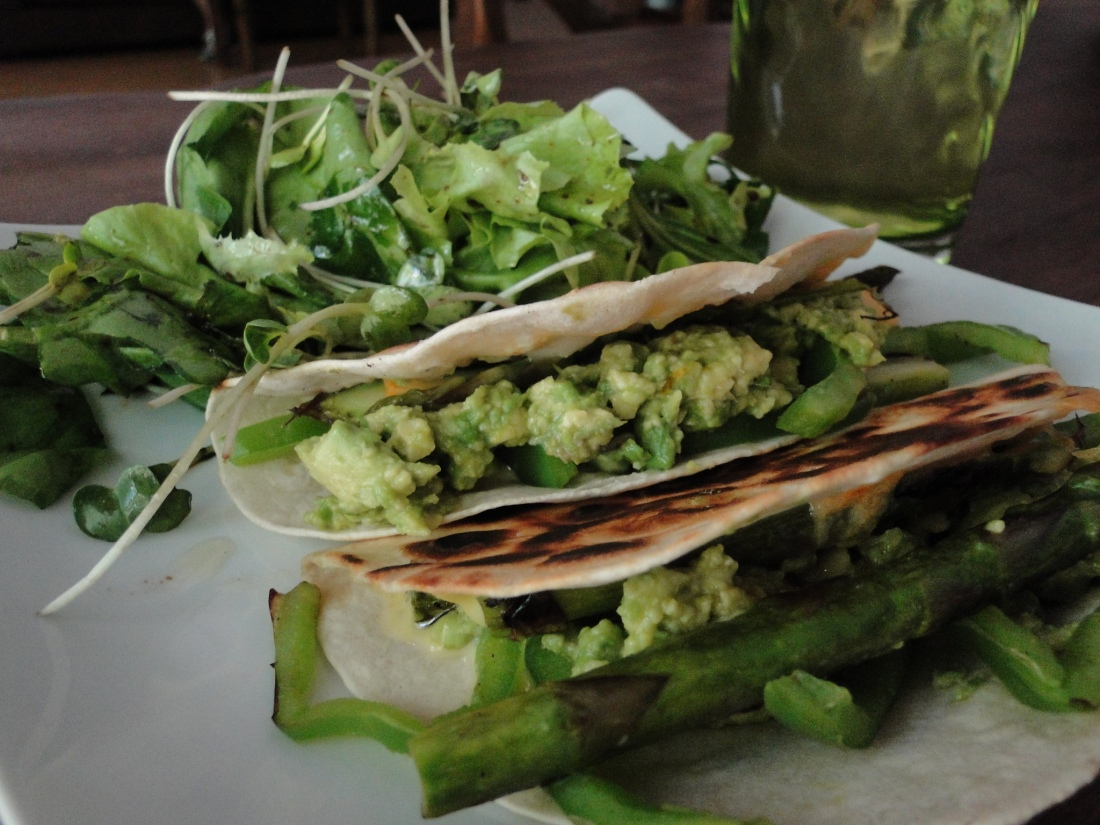 almuerzo verde