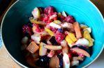 mezcla frutas