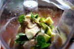 salsa zapallitos tahini