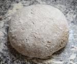 dando forma pan centeno