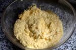 mezcla huevo baos